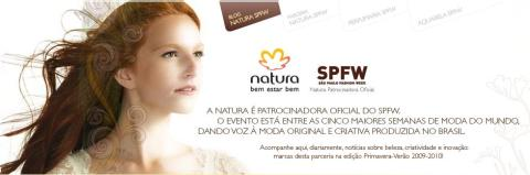 Carolina do Valle Consultora Natura - SPFW Primavera-Verão 2009-2010
