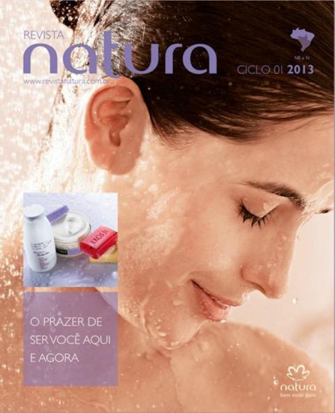 Carolina do Valle – Bertilicia – Consultora Natura – Pronta Entrega – Ilhéus – Bahia – Brasil – Revista Digital Natura Ciclo 01.2013