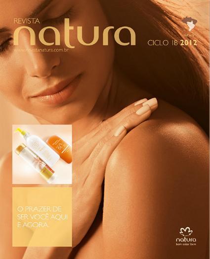 Carolina do Valle – Bertilicia – Consultora Natura – Pronta Entrega – Ilhéus – Bahia – Brasil – Revista Digital Natura Ciclo 18.2012