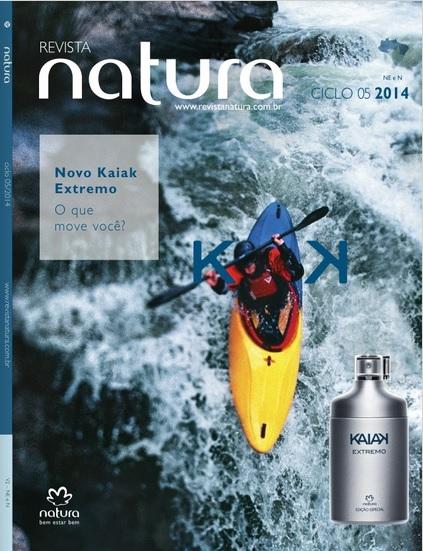Carolina do Valle Bertilicia Consultora Natura Pronta Entrega Ilhéus Bahia Brasil Revista Natura Ciclo 05.2014 NENO NE e NO