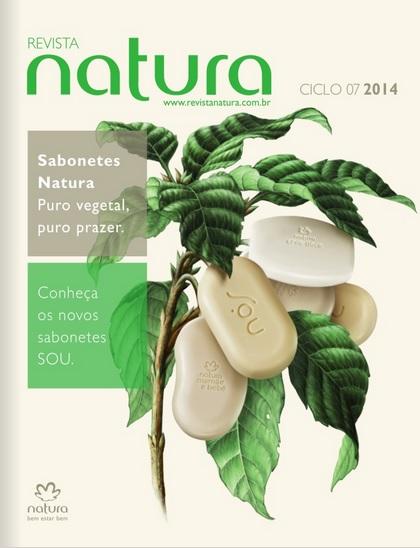 Carolina do Valle Bertilicia Consultora Natura Pronta Entrega Ilhéus Bahia Brasil Revista Natura Ciclo 07.2014 NENO NE e NO