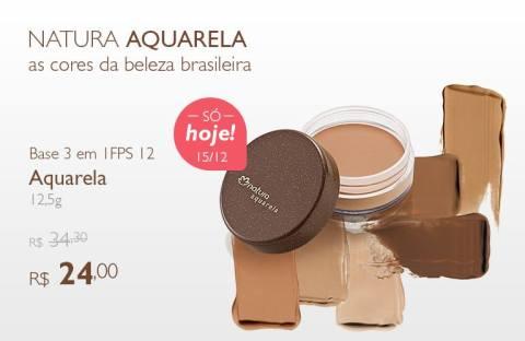 Natura Aquarela Promoção Rede Natura 15 12 2014