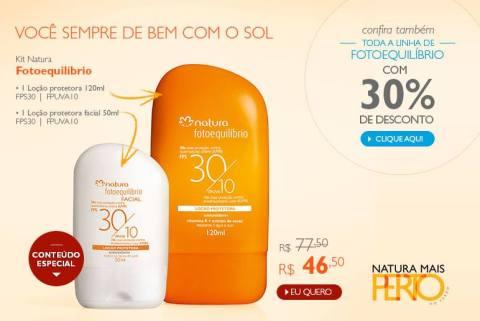 Natura Fotoequilíbrio  Promoção no Espaço Rede Natura Carolina do Valle até 19 01 2015