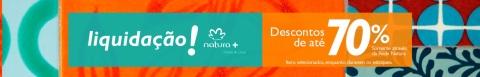 Natura Moda + Casa Liquidação Rede Natura Espaço Carolina do Valle 23 01 2015
