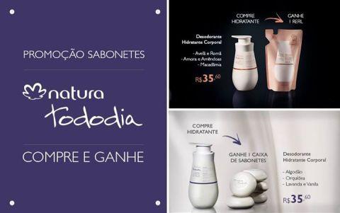 Natura Tododia Promoção Compre e Ganhe Rede Natura Espaço Carolina do Valle 23 01 2015