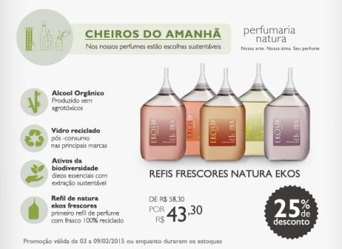 Promoção exclusivas do Rede Natura Espaço Carolina do Valle de 03 a 0902 3