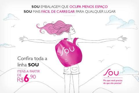 Promoção exclusivas do Rede Natura Espaço Carolina do Valle de 10 a 16 02 14 - Natura Sou
