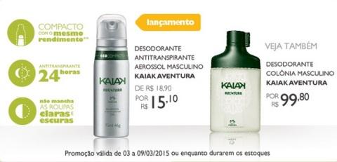 Rede Natura Espaço Carolina do Valle Promoções de 03 a 09.03.15 1.8