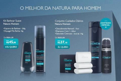 Promoções Rede Natura Espaço Carolina do Valle de 21 a 27 04 15 9