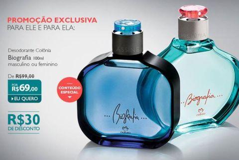 PROMOÇÕES REDE NATURA ESPAÇO CAROLINA DO VALLE (12 05 A 18 05)