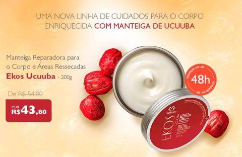 Promoções Rede Natura Espaço Carolina do Valle até 11 05 5