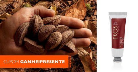 Promoções Rede Natura Espaço Carolina do Valle GANHEIPRESENTE