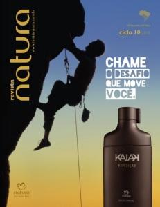 Revista Natura Ciclo 10.2015 Carolina do Valle Bertilicia Consultora Natura CN Pronta Entrega Ilhéus Bahia Brasil e Consultora Natura Digital CND