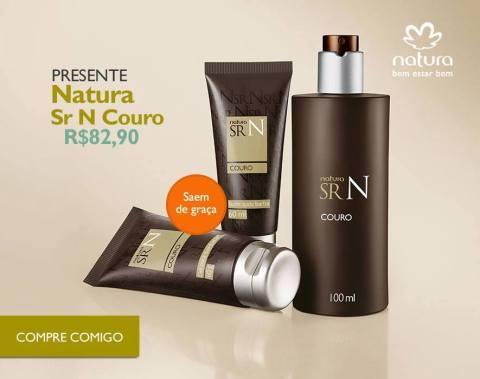 Rede Natura Espaço Carolina Do Valle Presente Natura Dia dos Pais 2015 Natura Sr N Couro