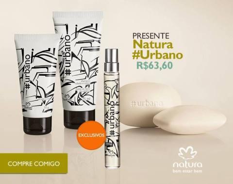 Rede Natura Espaço Carolina Do Valle Presente Natura Dia dos Pais 2015 Natura #Urbano