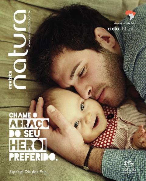 Revista Natura Ciclo 11.2015 Consultora Natura Pronta Entrega Ilhéus Bahia Brasil Carolina do Valle Bertilicia