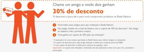 Promoções e Novidades da Rede Natura Espaço Carolina do Valle (de 04 a 1008) 1