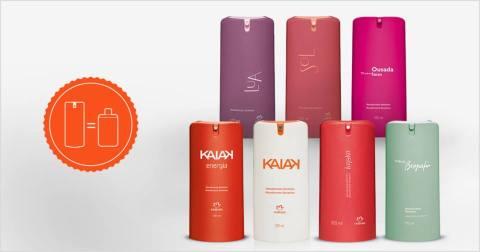 Promoções e Novidades da Rede Natura Espaço Carolina do Valle (de 04 a 1008) Natura Desodorantes Spray