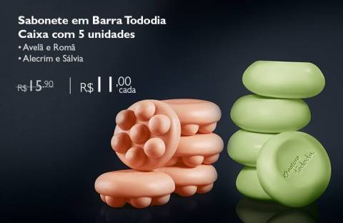 Promoções e Novidades exclusivas Rede Natura Espaço Carolina do Valle (de 26.01 a 01.02.16) 2