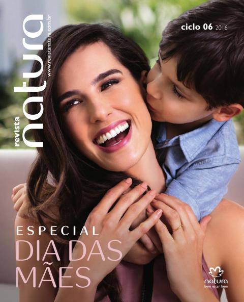 Revista Natura Ciclo 06 2016 - Carolina do Valle Consultora Natura Pronta Entrega Ilhéus Bahia Brasil