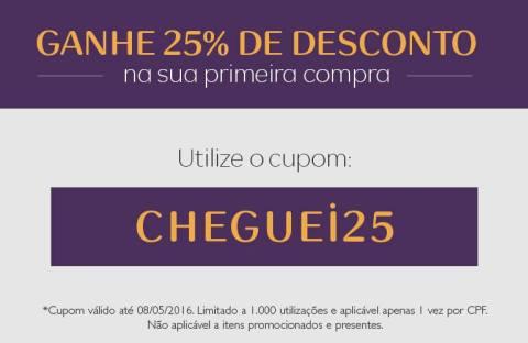 Rede Natura Espaço Carolina do Valle Cupom de 25% de Desconto